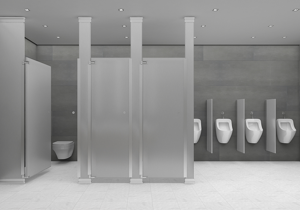 Washroom Partitions | Premium Privacy Line