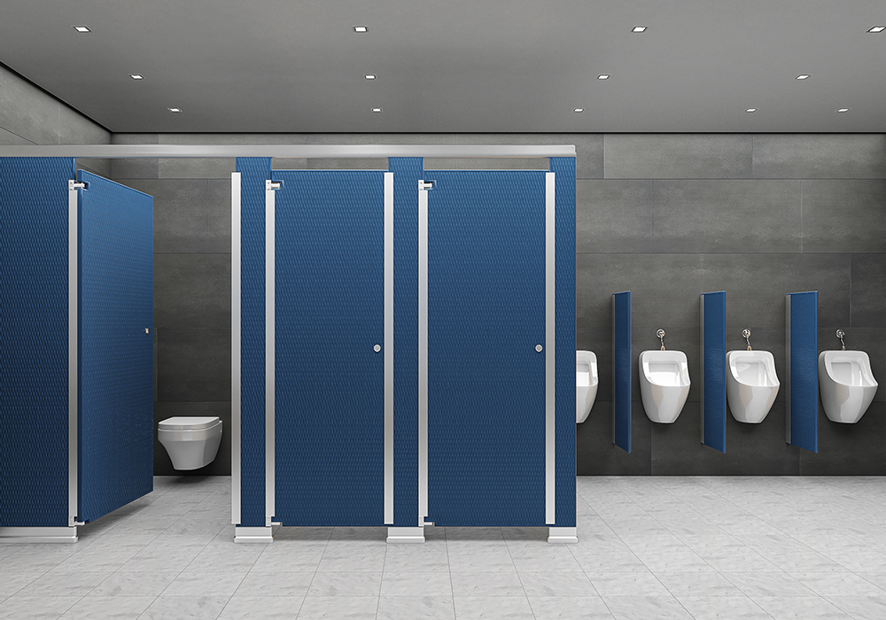 Toilet Partitions | Diamond Line