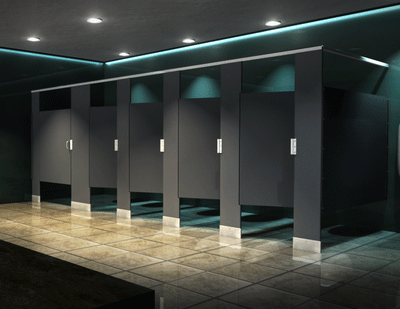 Metal Toilet Partitions